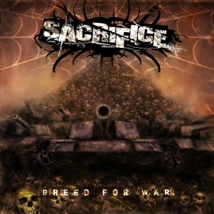Sacrifice - Breed for War cover art