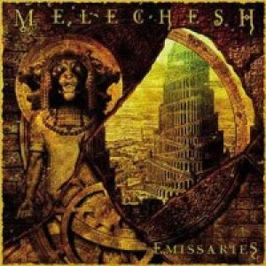 Melechesh - Emissaries cover art