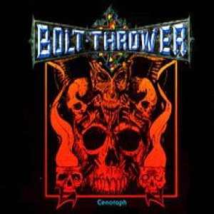 Bolt Thrower - Cenotaph cover art