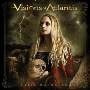 Visions Of Atlantis - Maria Magdelena cover art