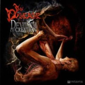 Thy Disease - Devilish Act of Creation cover art
