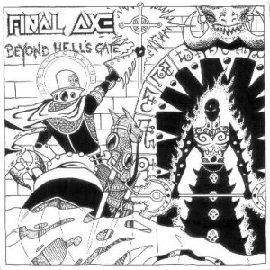 Final Axe - Beyond Hell's Gate cover art