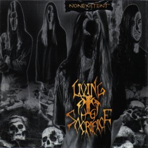 Living Sacrifice - Nonexistent cover art