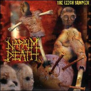 Napalm Death - The Leech Sampler cover art