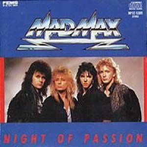 Mad Max - night of passion cover art