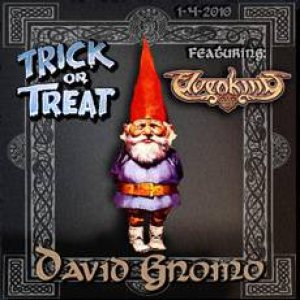 Trick or Treat - David Gnomo cover art