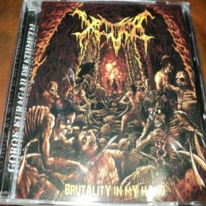 XTAB - Brutality in My Hand cover art