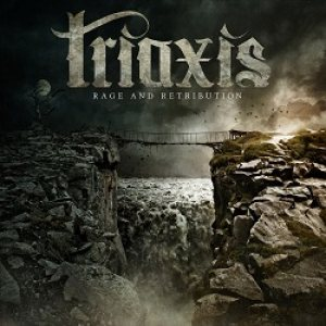 Triaxis - Rage and Retribution cover art