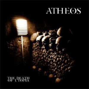 Atheos - The Death of Utopia cover art