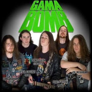 Gama Bomb - Half Cut cover art