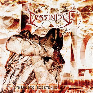 Destinity - Synthetic Existence cover art