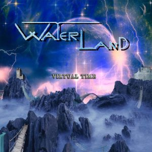 Waterland - Virtual Time cover art