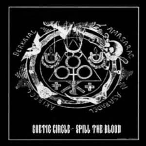 Goetic Circle - Spill the Blood cover art