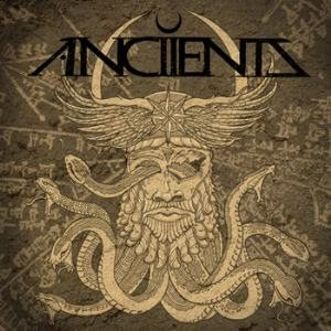 Anciients - Snakebeard cover art