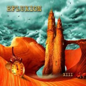 Efluxion - XIII cover art