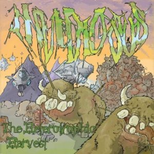 Invidiosus - The Heterotrophic Harvest cover art