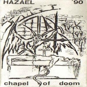 Hazael - Chapel of Doom cover art
