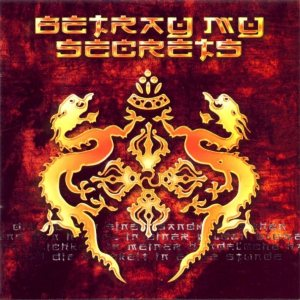 Betray My Secrets - Betray My Secrets cover art