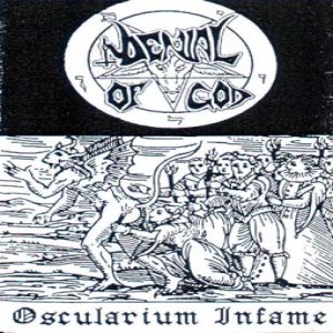 Denial of God - Oscularium Infame cover art
