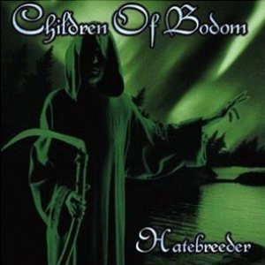 Children of Bodom - Hatebreeder cover art