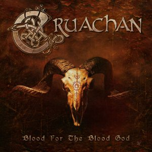 Cruachan - Blood for the Blood God cover art