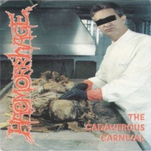 Haemorrhage - Untitled / the Cadaverous Carnival cover art
