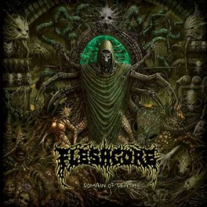 Fleshgore - Domain of Death cover art
