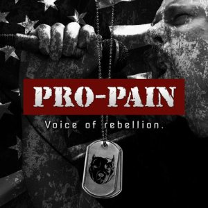 Pro-Pain - Voice of Rebellion cover art