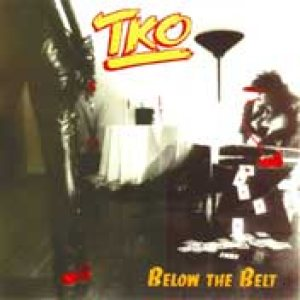 TKO - Below the Belt cover art