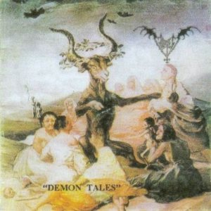 Mortem - Demon Tales cover art
