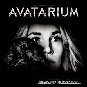 Avatarium - The Girl with the Raven Mask cover art