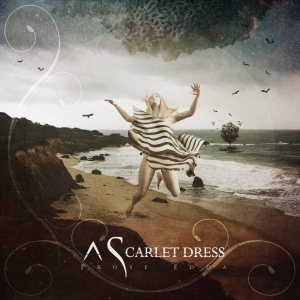 A Scarlet Dress - Prose Edda cover art