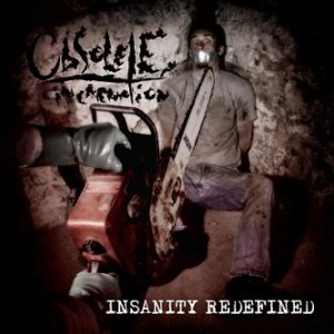 Obsolete Incarnation - Insanity Redefined cover art