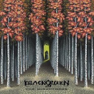 Black Queen - The Directress cover art