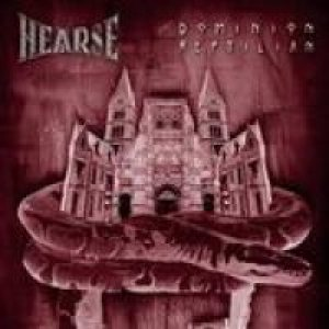 Hearse - Dominion Reptilian cover art