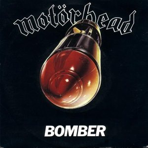 Motorhead - Bomber c/w Over the Top cover art