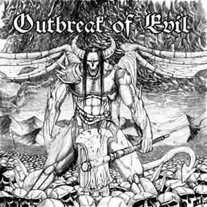 Bestial Mockery / Nocturnal / Vomitor / Toxic Holocaust - Outbreak of Evil cover art