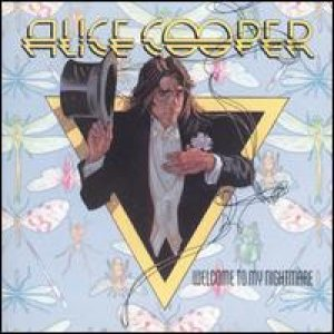 Alice Cooper - Welcome to My Nightmare cover art