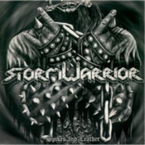 Stormwarrior - Spikes and Leather cover art