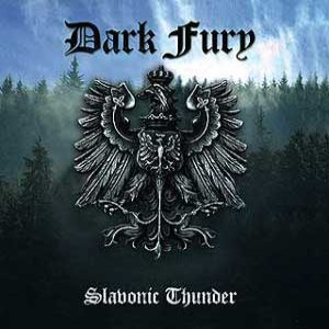 Dark Fury - Slavonic Thunder cover art