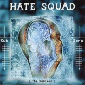 Hate Squad - Sub Zero - the Remixes cover art