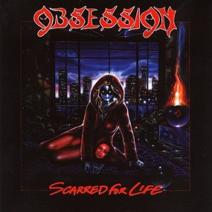 Obsession - Scarred for life cover art