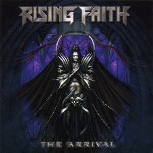 Rising Faith - The Arrival cover art