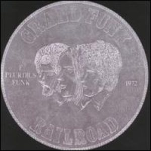 Grand Funk Railroad - E Pluribus Funk cover art