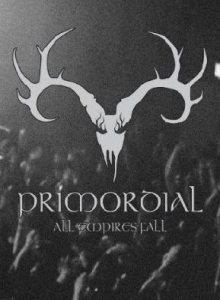 Primordial - All Empires Fall cover art
