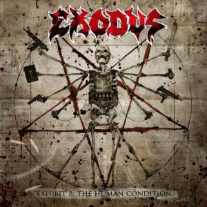 Exodus - Exhibit B: the Human Condition cover art