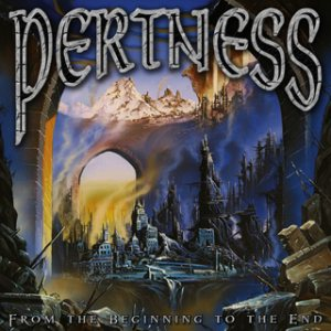 Pertness - From the Beginning to the End cover art