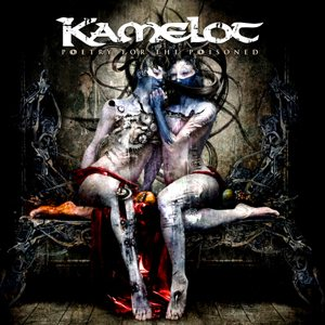 Kamelot - Poetry for the Poisoned cover art