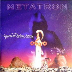 Metatron - Leyenda del Infinito Interno cover art