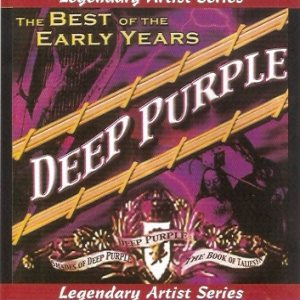 Deep Purple - The Best of the Early Years cover art